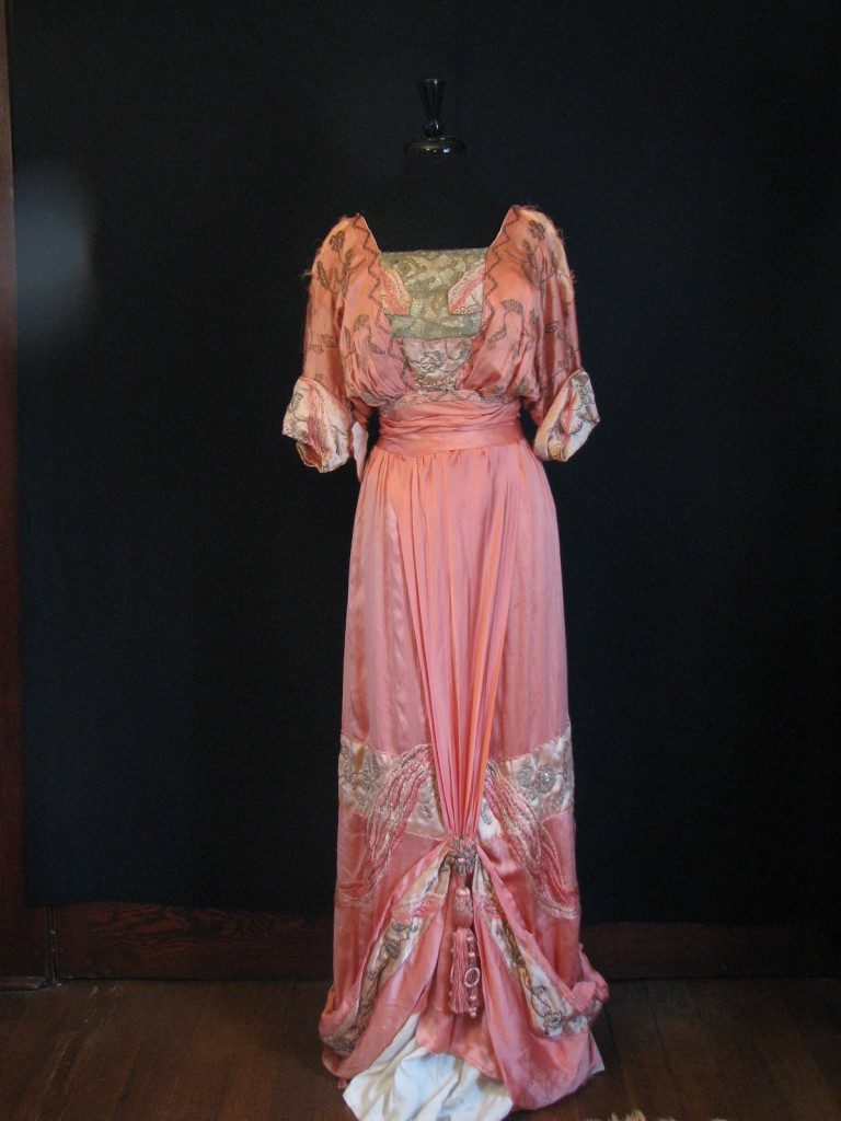 The original Paris gown