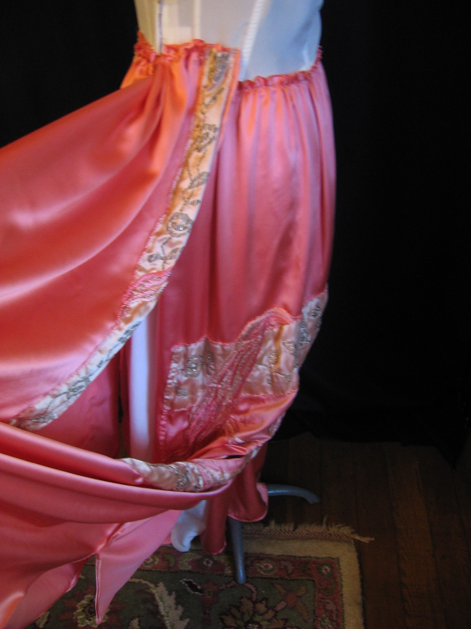 1912 silk gown project 018