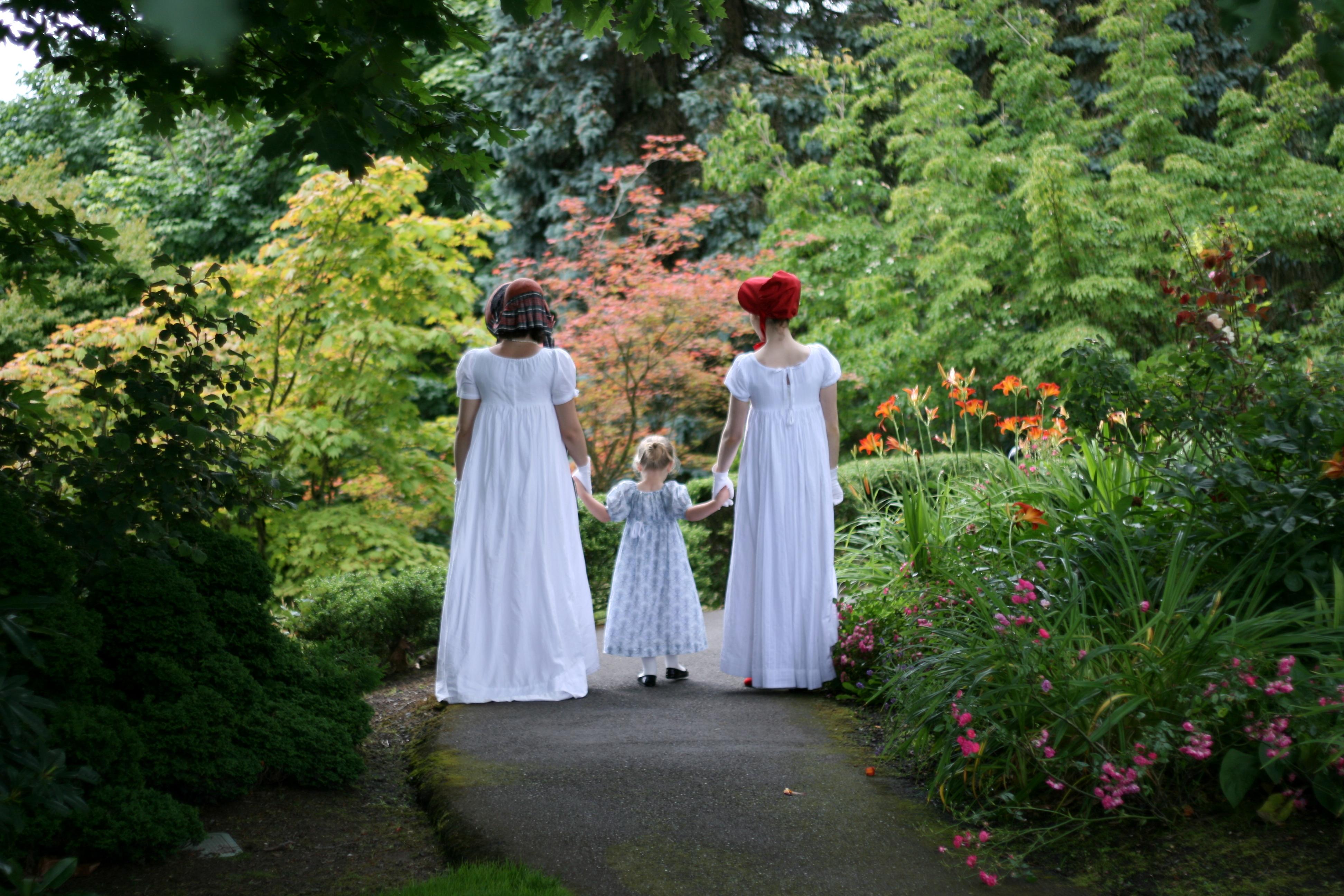 Regency day dresses-027