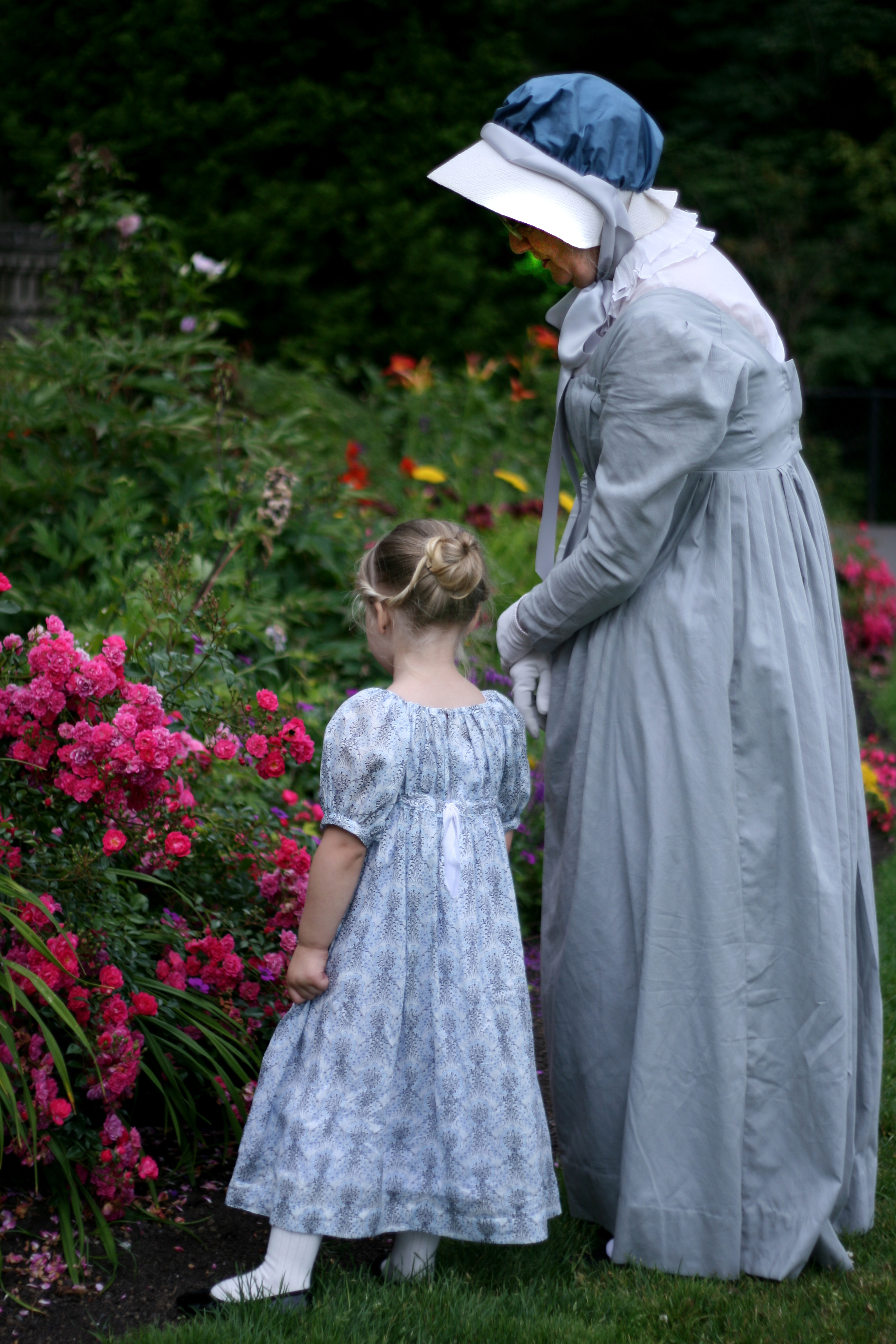 Regency day dresses-050