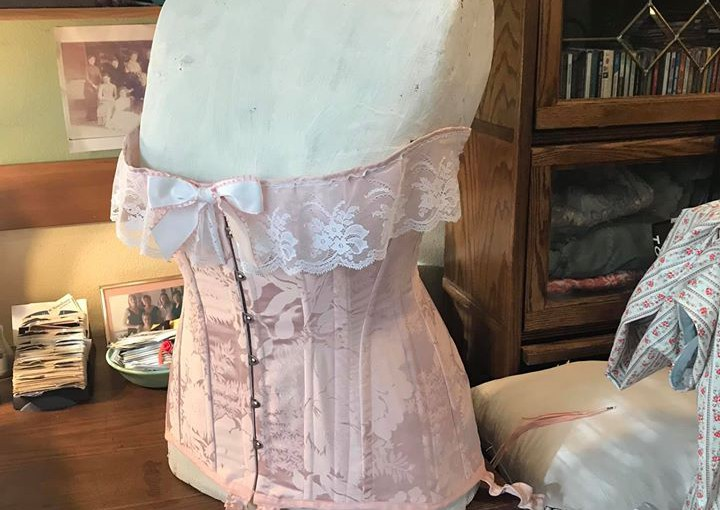 1909 Wardrobe Inventory: Underpinnings