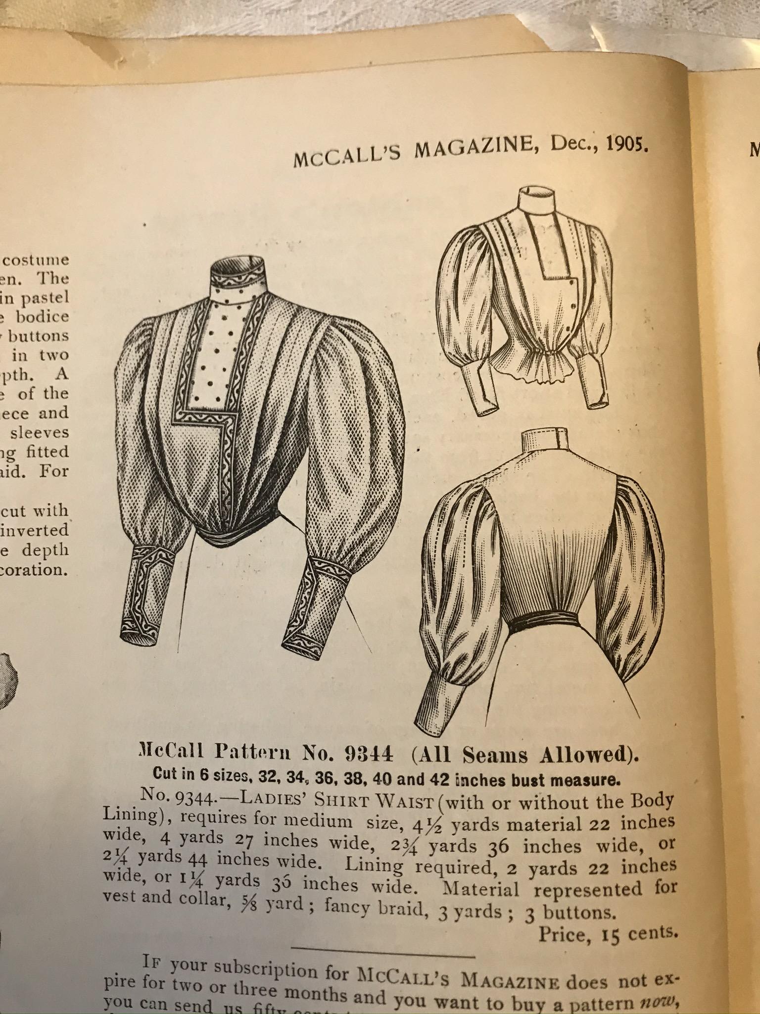 December 1905 McCall's Magazine