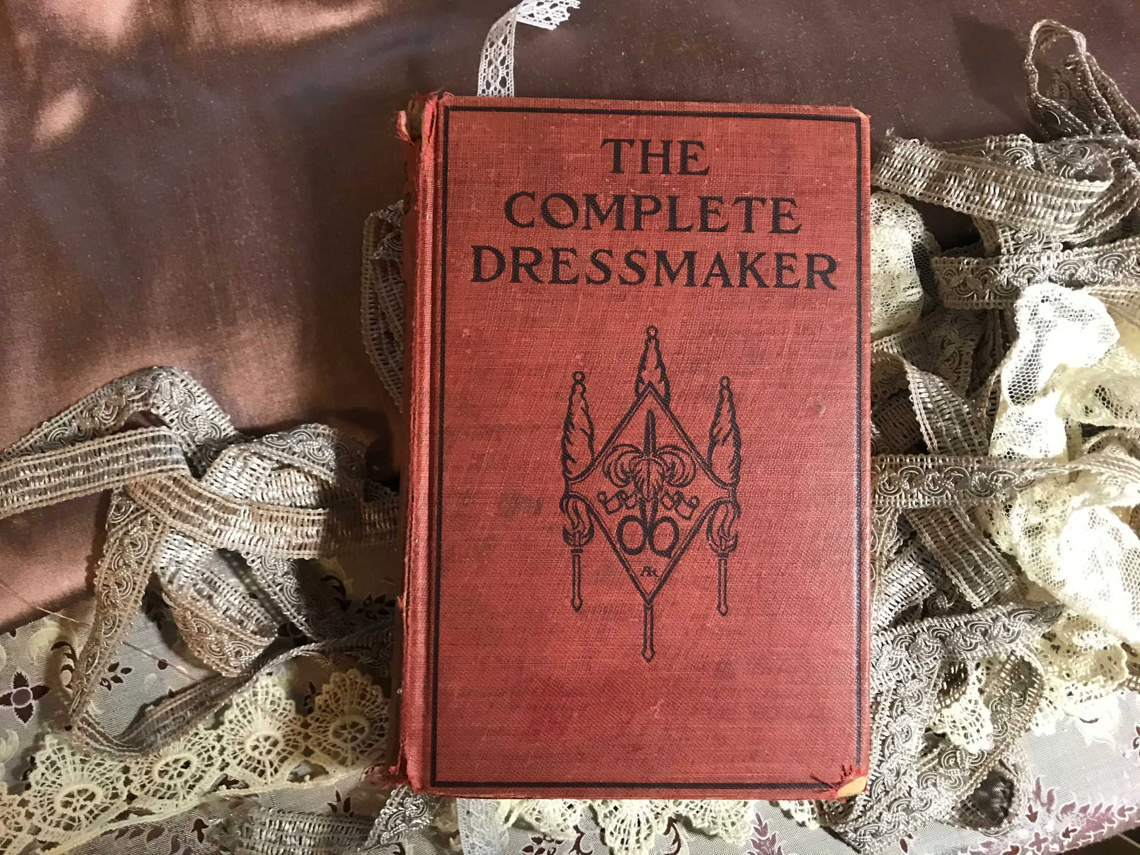 The Complete Dressmaker, 1916 edition; first published in 1907